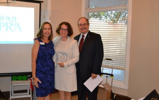 Wiggins FPRA Professional of the Year