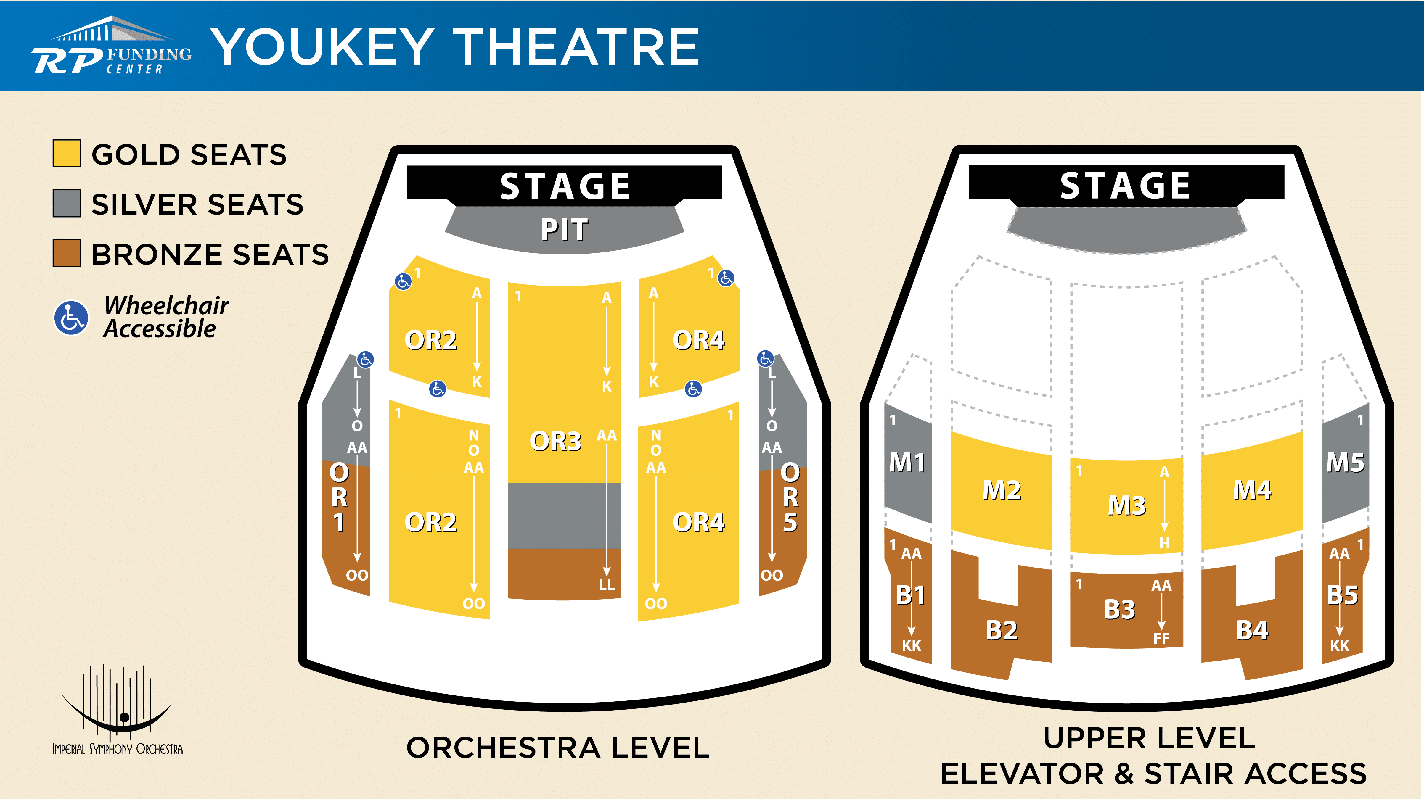 View Seating Map Here